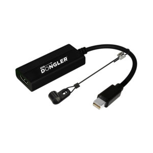 The Dongler™ ProAV 4K Mini-DisplayPort 1.4 Pigtail Dongle Adapter - DO-D002
