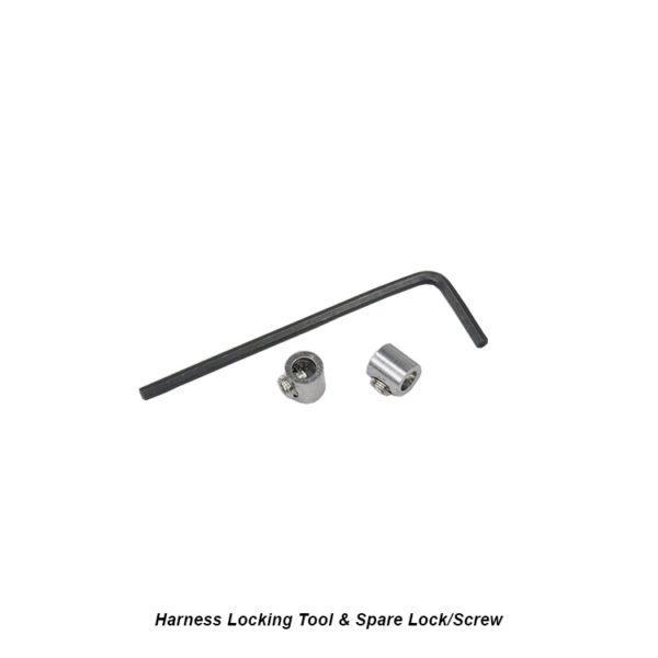 Harness Locking Tool & Spare Lock / Screw - DO-D002