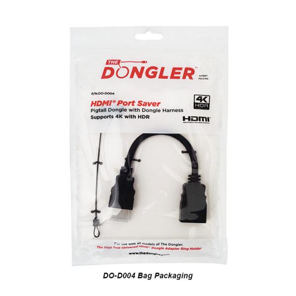 DO-D004 - Bag Packing - HDMI Port Saver