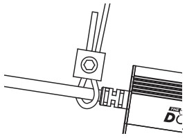 The Dongler Adapter Harness - DO-H001 - Insert Harness Tool Into Sliding Lock