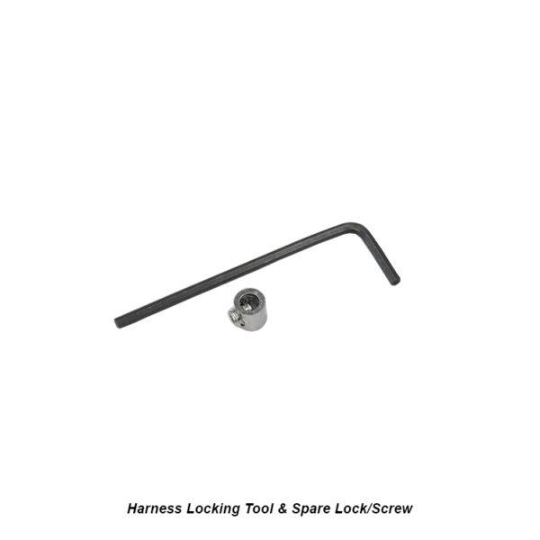 Harness Locking Tool & Spare Lock / Screw - DO-H002
