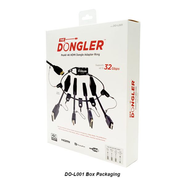 DO-L001 - Box Packaging - The Dongler - Loaded