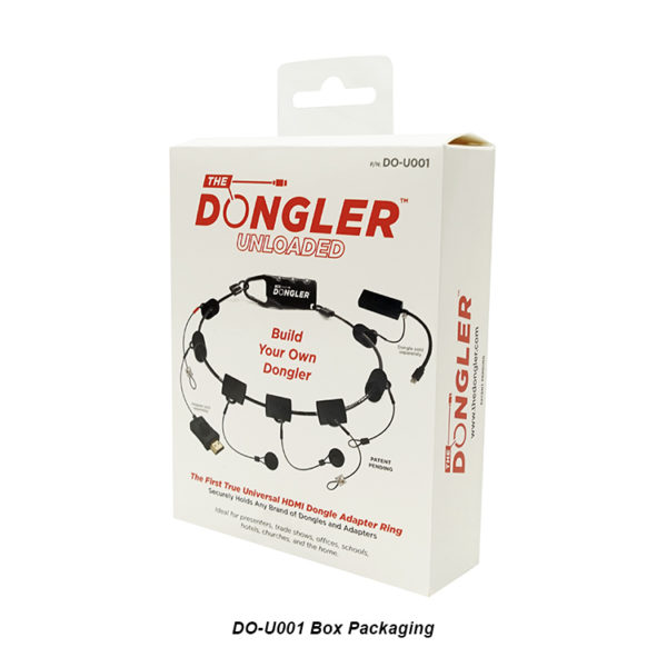 DO-U001 - Box Packaging - The Dongler™ Unloaded