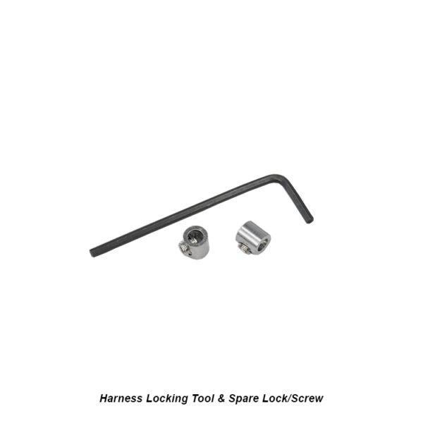 Harness Locking Tool & Spare Lock / Screw - DO-U001