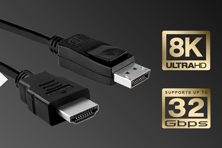 LATEST TECHNOLOGY - Our industry leading dongles support the latest 4K HDMI, DisplayPort and USB standards